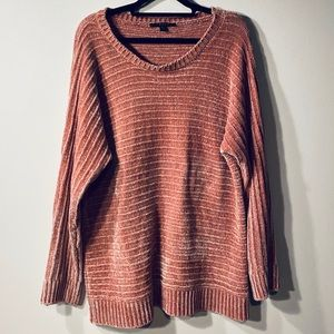 Cyrus Oversized Chenille Sweater